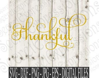Thankful svg, Iron on svg, coffee mug svg, Fall Svg, Thanksgiving Svg, Digital File, EPS, DXF, PNG, Jpg, Svg, Cricut Svg, Silhouette Svg