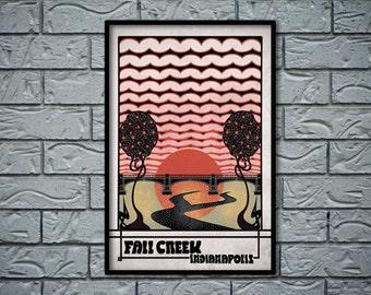 Fall Creek Poster