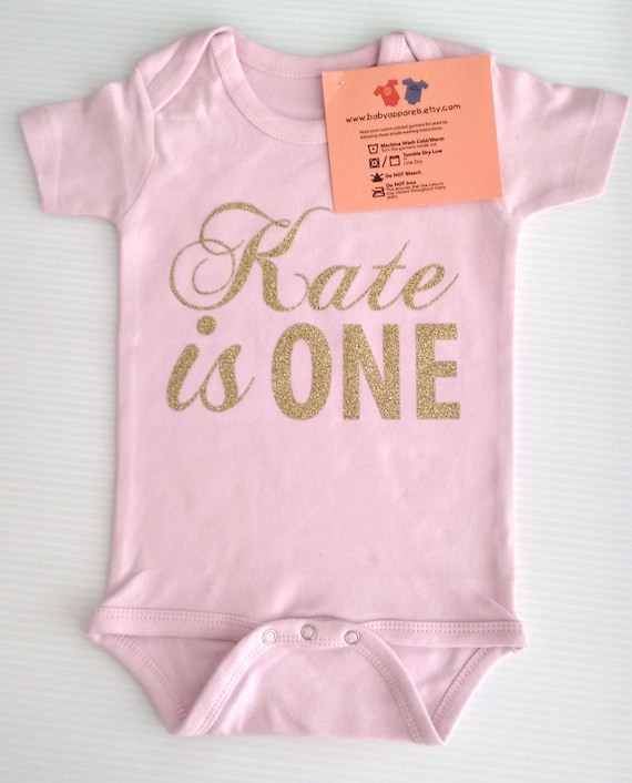 Customize birthday baby clothes 1 year old baby gift one customize birthday baby clothes 1 year old baby gift one year old baby clothes personalize birthday gift for one years old 81 negle Image collections