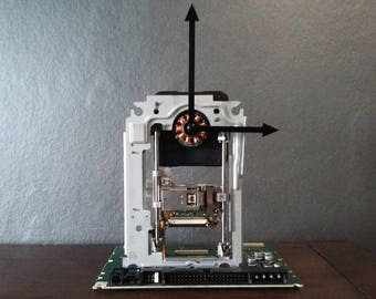Clock engraver