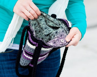 The Shelbie Bag Crochet PDF Pattern - Instant Download