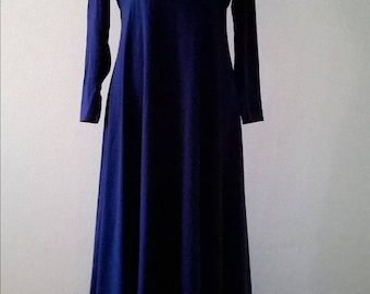 Vintage dress, years 90. Size 42