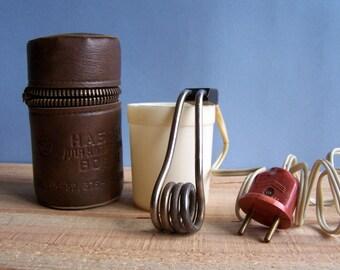 Vintage Soviet Travel Boiler. Water Heater. USSR the 1970s