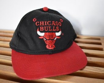 90's Bulls Cap