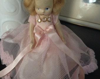 Nancy Ann Storybook Doll 1942-1950