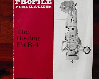 Profile Publications - The Boeing F4B-4