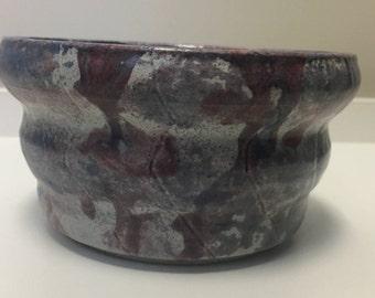 Splatter Glaze Bowl