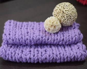 Lavender Dreams Infinity Scarf