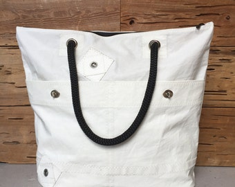 Grommet Point Recycled Sail Tote