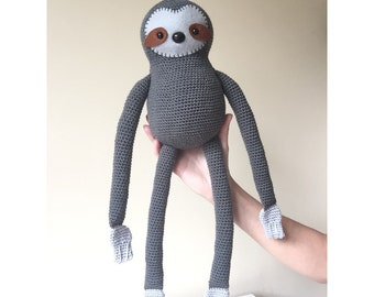 Free Amigurumi Sloth Pattern : Shadow the horse knitting pattern waldorf toy pdf instant