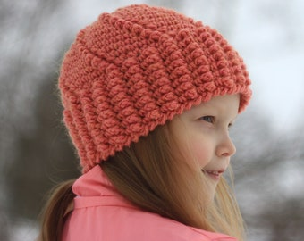 Crochet pattern, pattern hat, crochet hat (Toddler, Child, and Adult sizes) Pattern , crochet hats - PDF pattern - hat pattern