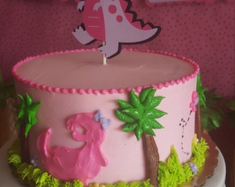 Dino TRex - Cake Topper