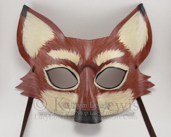 fox masquerade mask images galleries. Black Bedroom Furniture Sets. Home Design Ideas