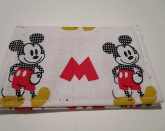 Disney Wallet, Minimalist Wallet, Business Card Holder, Mickey Mouse, Travel Wallet, Disney Cruise, Credit Card Holder, Fish Extender Gifts