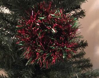 Tensil Ornament, Ornament, Sparkly Ornament, Christmas Ornament