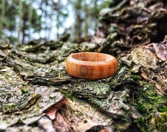 Wood Ring Lemon oil finish
