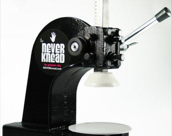Awesome Black NEVERknead Polymer Tool -  Knead PolyClay the Easy Way- Sculpey Fimo Kato Cernit Pavelka + Doll Sculpting