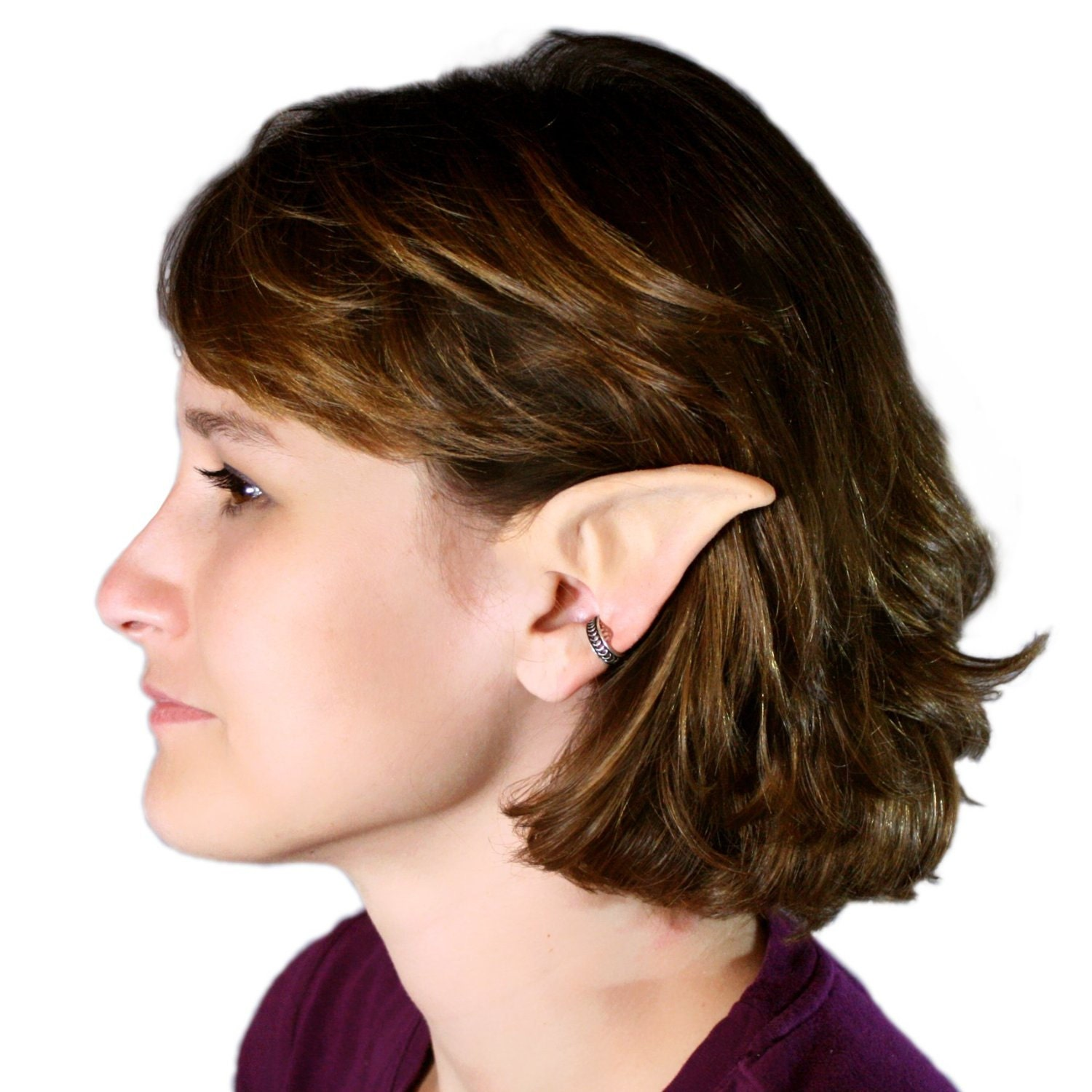 Elf Ears Moon Handmade Latex Ear Tips Great For