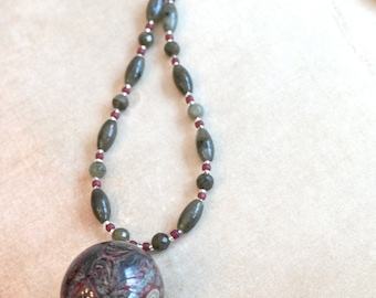 Necklace - Boho Bauble