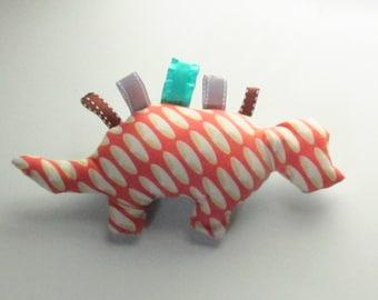 Dinosaur Taggy Toy