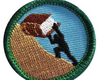 Book Conquest Merit Badge