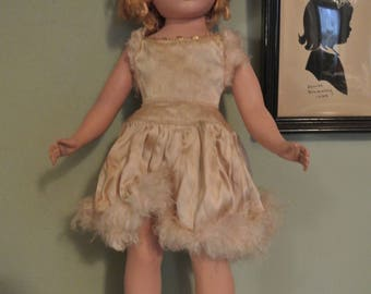 Babs The Ice Skater Madame Alexander Vintage Doll