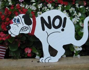NO Poop- Gray