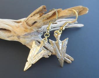 Southwest Arrowhead Earrings
