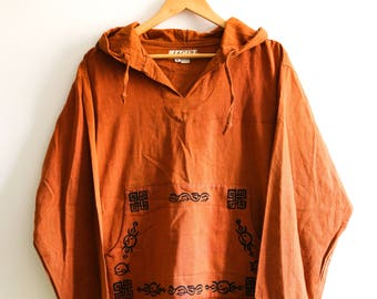 T-shirt long sleeves Made in Nepal 100% Coton