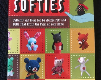 Palm-Size Softies book