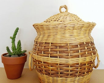 Basket with Lid