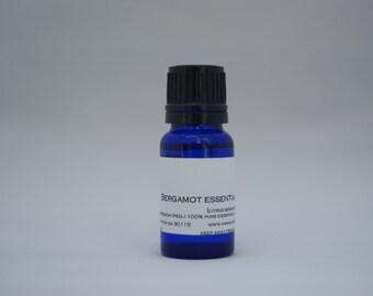 Bergamot Essential Oil, Pure Essential Oil