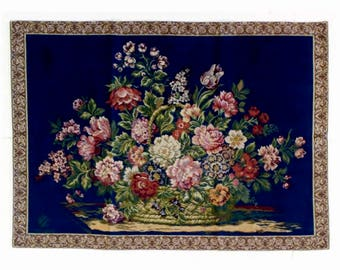 Floral Tapestry