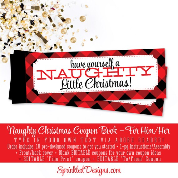 Christmas naughty coupon book sexy christmas gifts for him christmas naughty coupon book sexy christmas gifts for him her stocking stuffer wife husband boyfriend girlfriend last minute gifts solutioingenieria Choice Image