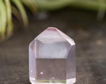 Lithium Quartz Tower, Lithium Quartz Point, Phantom Quartz,Healing Crystal