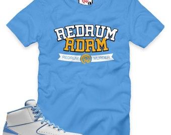Melo 2 Redrum RDRM 2018 T-Shirt
