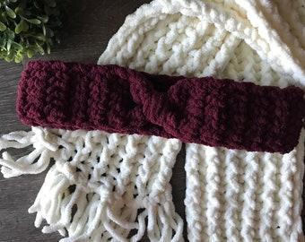 Cozy Crochet Headband