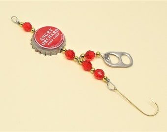 Beer bottle cap fishing lure Collectibles Breweriana Gift
