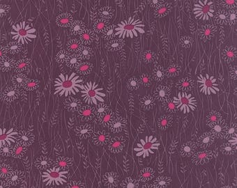 Moda Fabric - Simply Colorful II by V and Co - Plum - 10850 14 - Choose fabric by the yard(s)