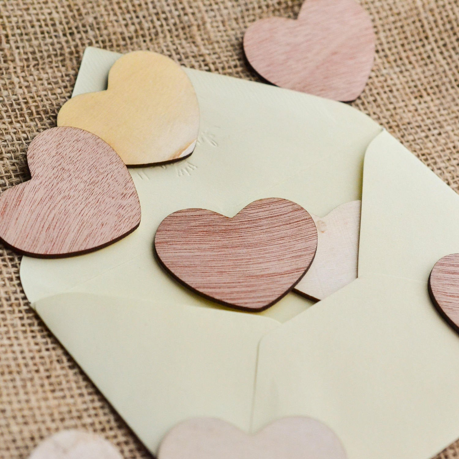 Wooden Hearts 2\