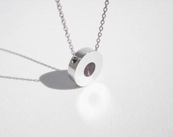 Contemporary Jewelry – Minimalist Necklace