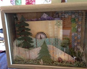 Shadowbox Dioramas (Small)