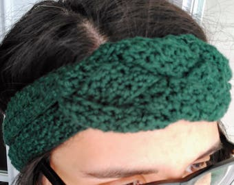 Sailor Knot Evergreen Headband