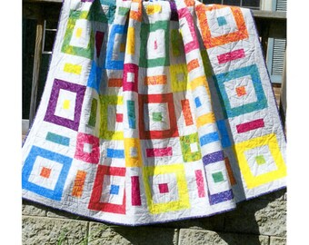 PATTERN:  Jelly Roll Friendly, Soho Sanctuary by Little Louise Designs