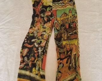 D&G sheer pants. European size 26 / 40.