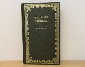 Pilgrim's Progress, John Bunyan, 1678