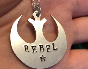Rebel Alliance Star Wars Rebellion Pendant