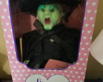 Effanbee Dol - Wicked Witch of the West