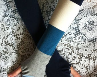 Arm Warmers- Nautical Dreams