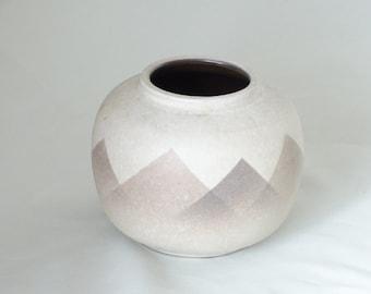 VEB Haldensleben Vase, West German Pottery